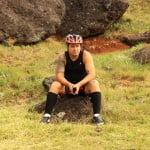 Campeonato Brasileiro de Biketrial - Piloto se concentrando