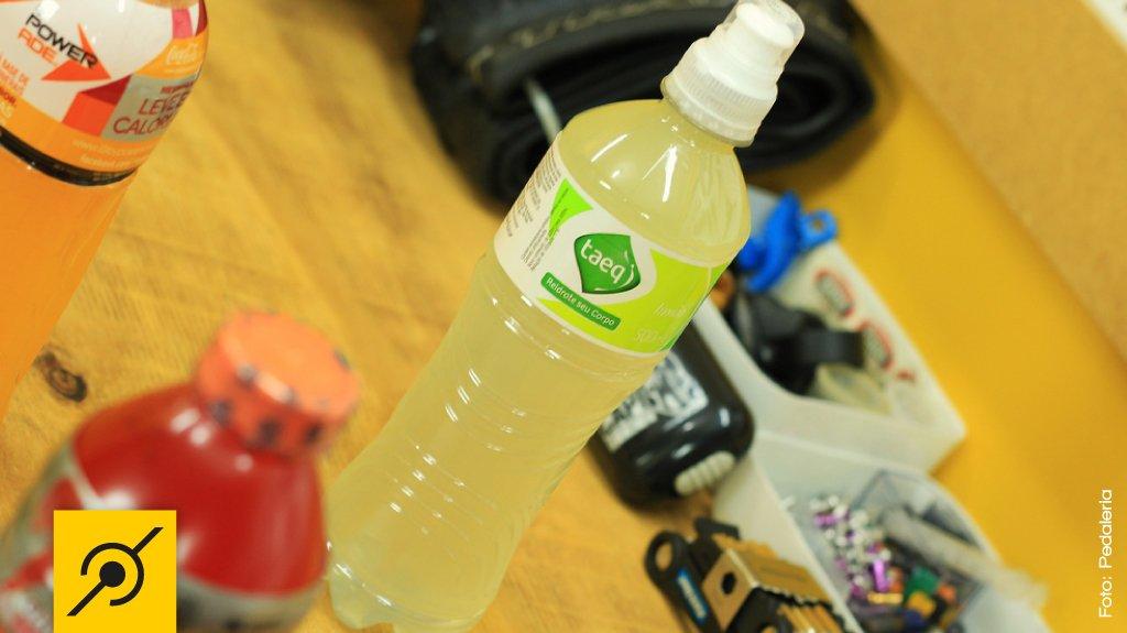 Isotônicos para ciclistas