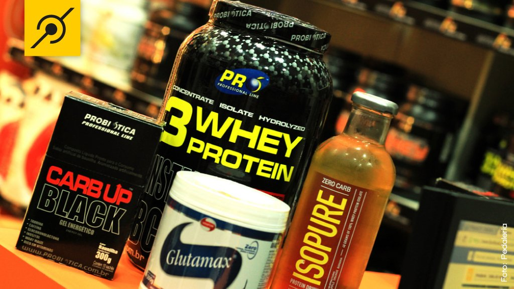 Suplementação nutricional para ciclistas