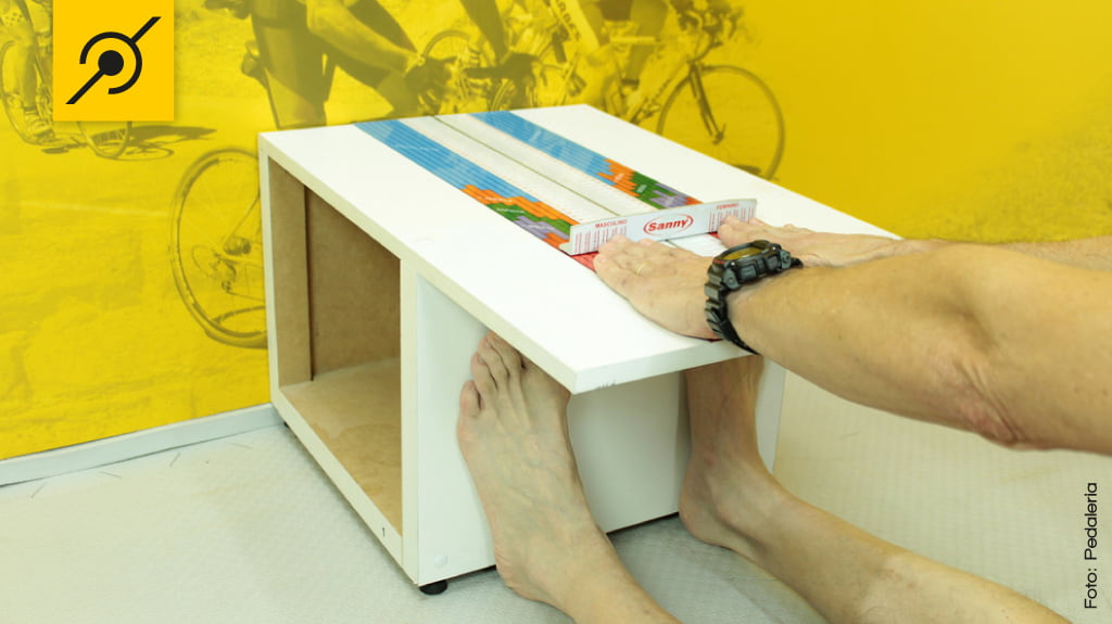 Banco de Wells para bike fit