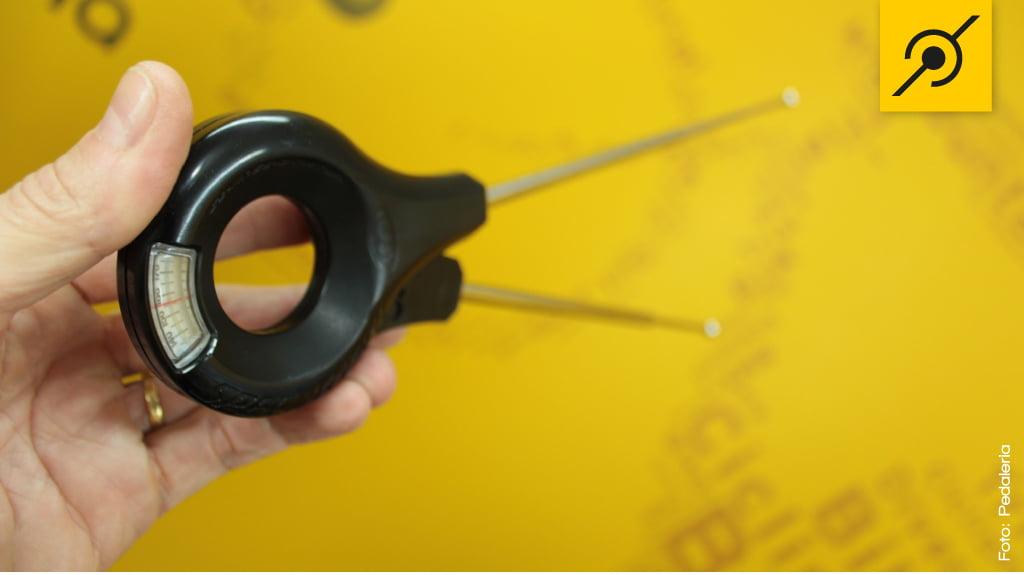 Goniometro para Bik Fit