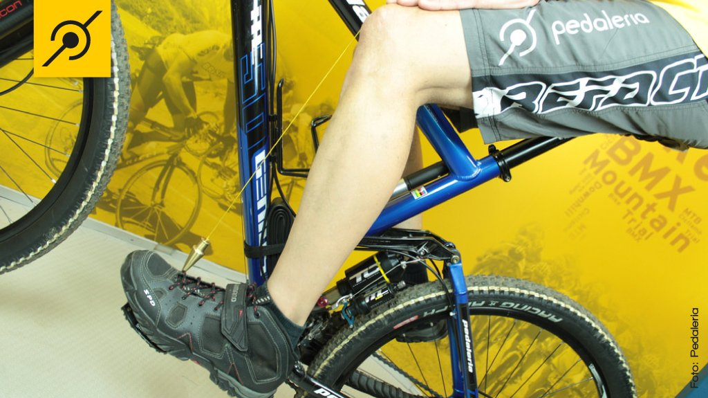 Pendulo para Bike Fit
