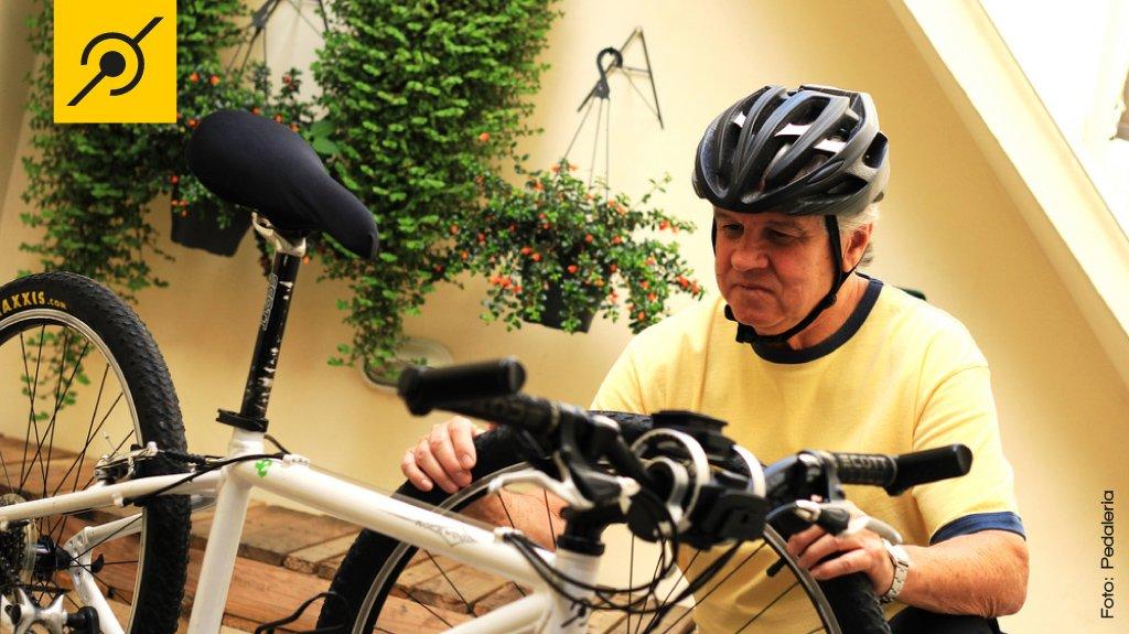 Usando a bike depois dos 60
