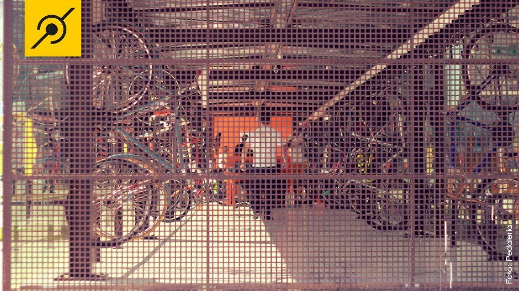 Bicicletário de Pinheiros