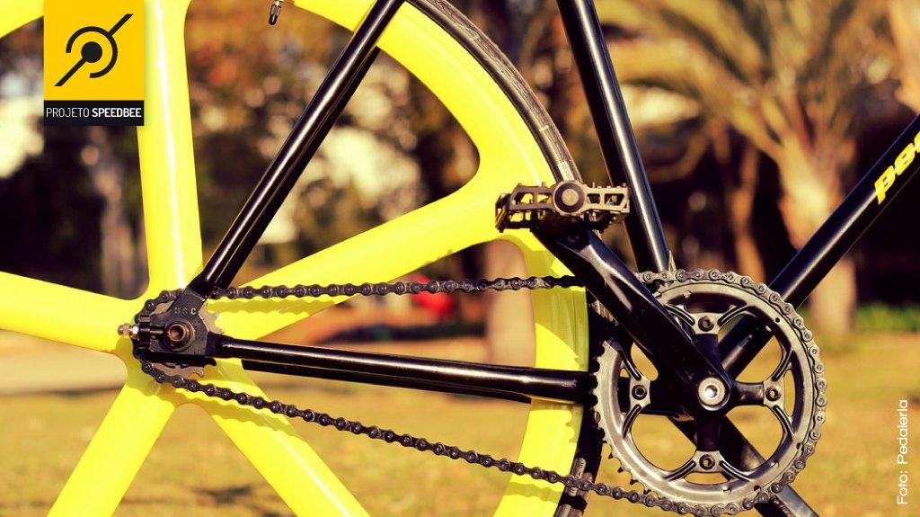 Bike fixa da Pedaleria