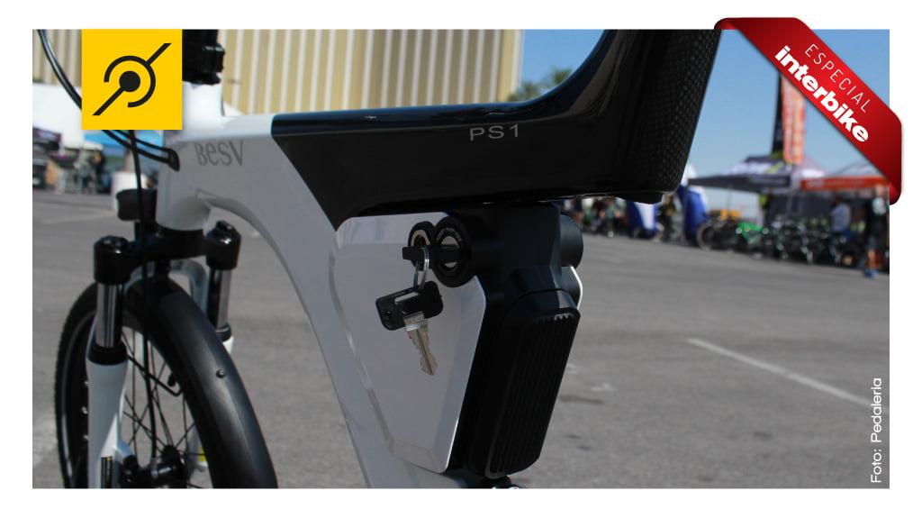 Interbike 2014 - Chave de ignição