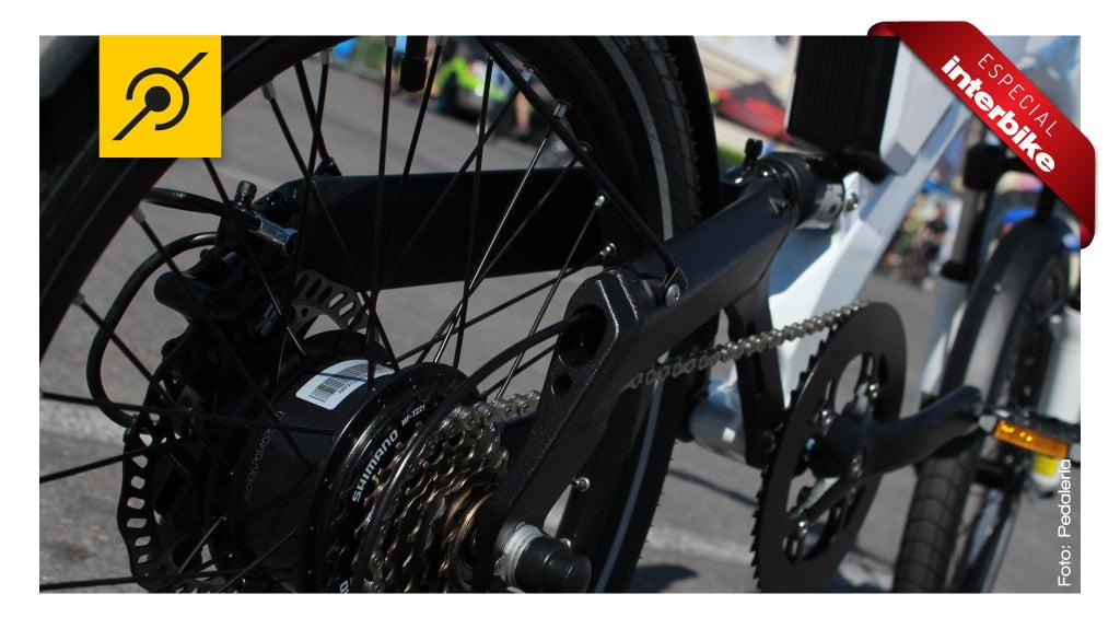 Interbike 2014 - Uma bike elétrica de respeito