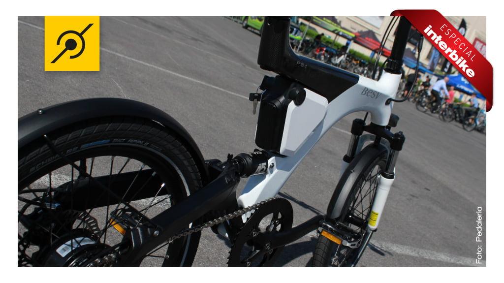 Interbike 2014 - Suspensão traseira é um pouco macia demais