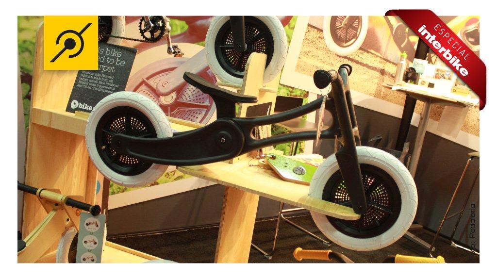 Bike infantil - Biciclo