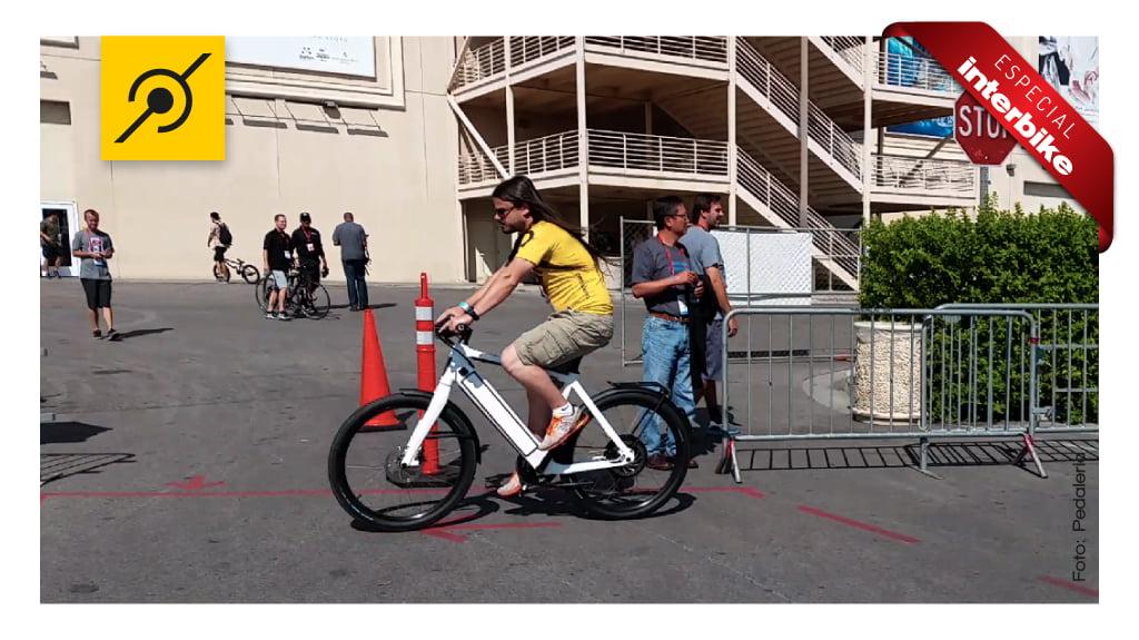 Test drive da bike eletrica Stromer ST2