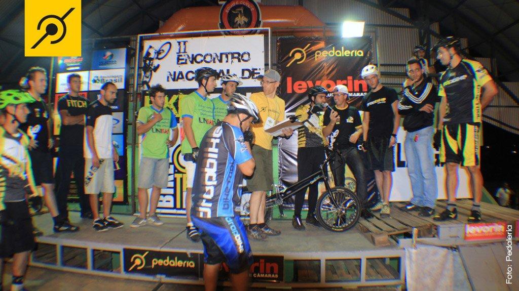 O organizador do evento Juarez Júnior de Bela Vista de Goiás, comenta sobre seu desempenho na Pró.
