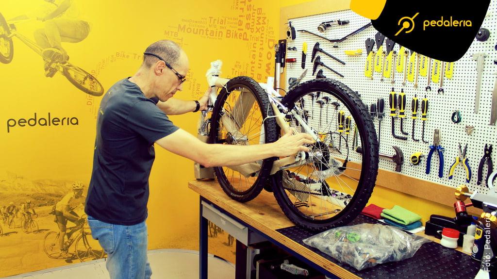69eb932c8 Como montar sua bike nova em casa
